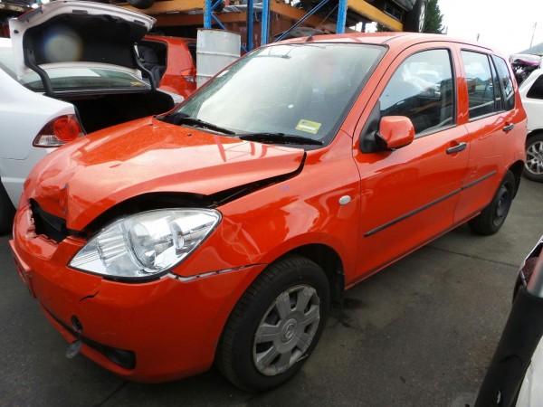 2006 DY Mazda 2