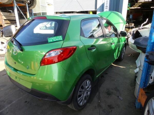 2010 DE Mazda 2