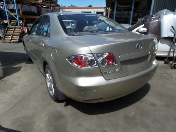 2003 GG Mazda 6