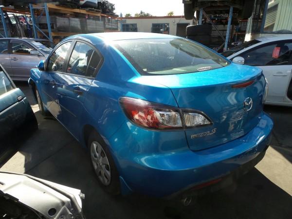 2009 BL Mazda 3