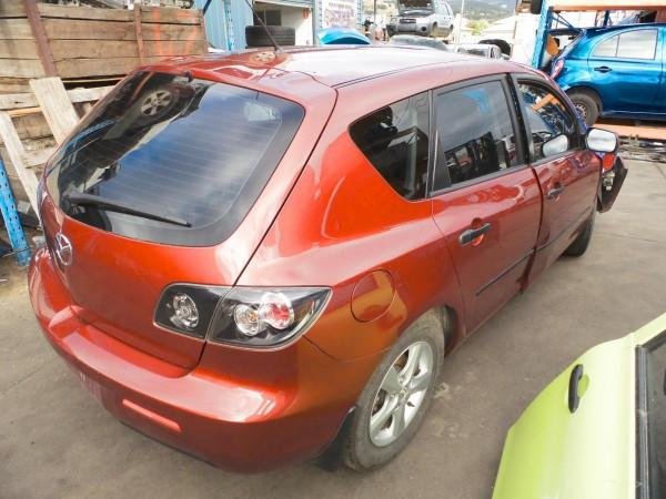 2008 BK Mazda 3