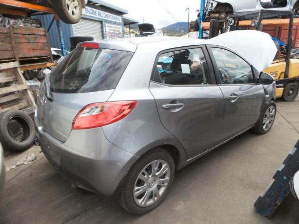 2012 DE Mazda 2