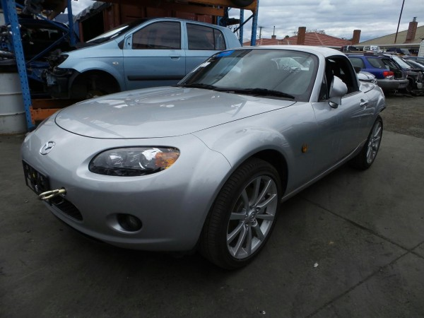 2008 NC MX5 Hard Top Convertible
