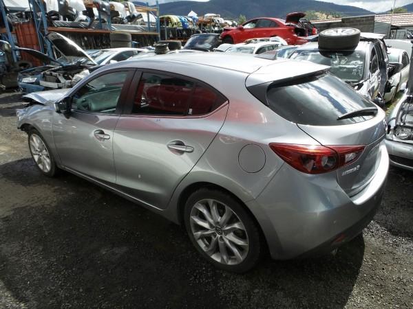 2015 BM Mazda 3 SP25