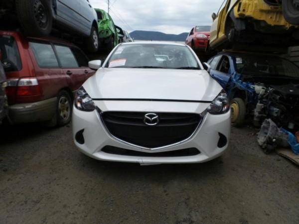 2016 DL Mazda 2