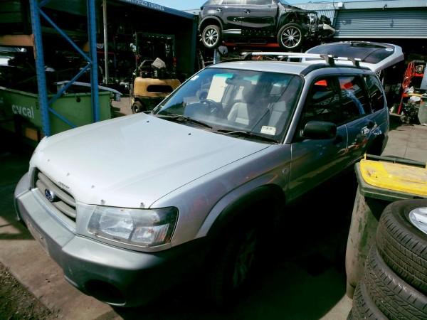 2004 SG Forester