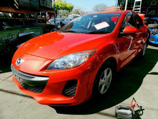 2011 BL Mazda 3
