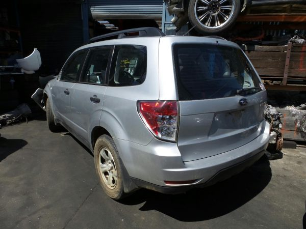 2008 SH Forester