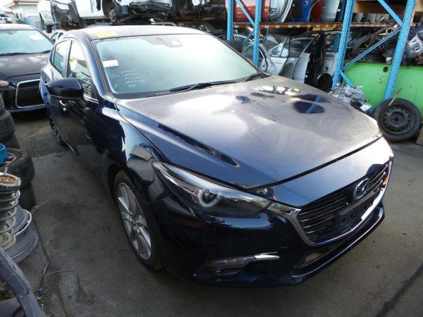 2017 BN Mazda 3 SP25 GT